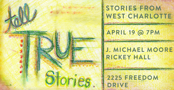 Tell True Stories - Week 2